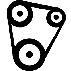 Icône distribution automobile