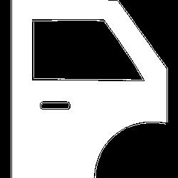 Icône de de vitre automobiles