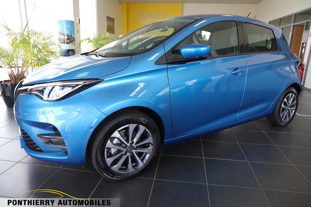 Zoé Renault Citadine Electrique