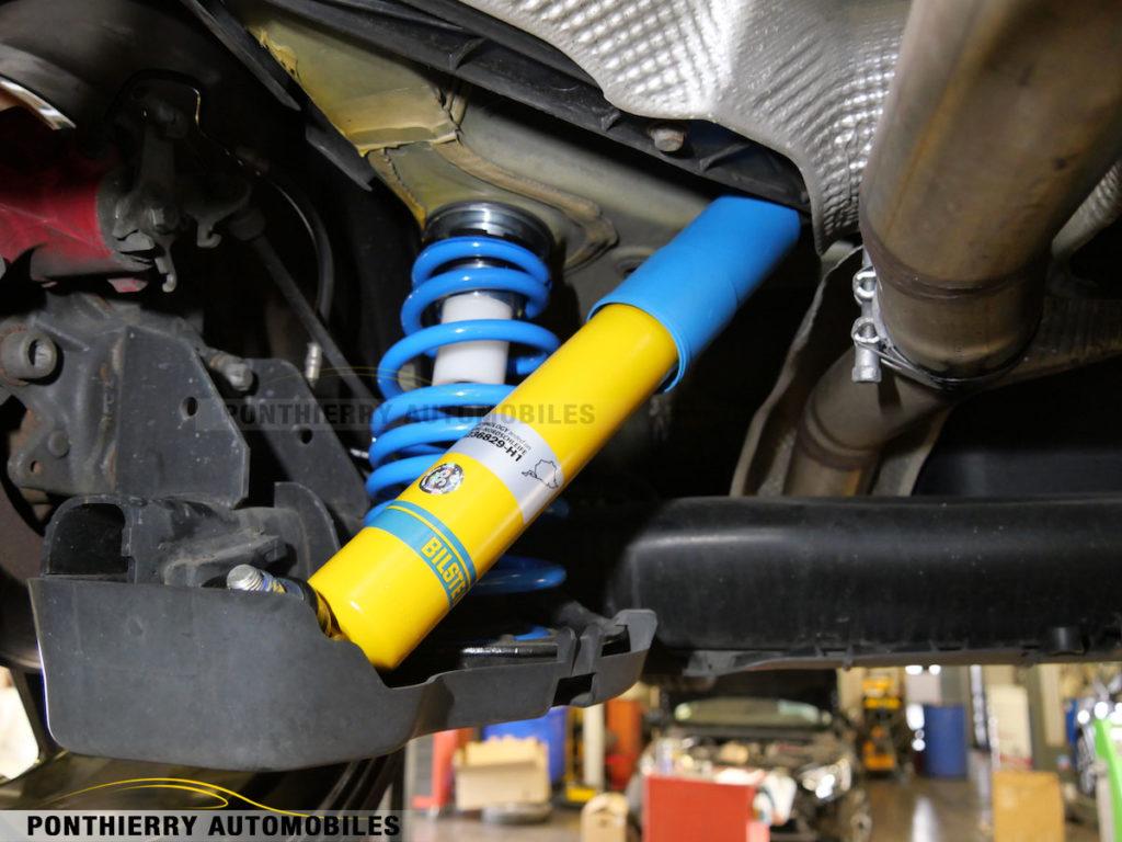 Amortisseurs Mégane 3 RS