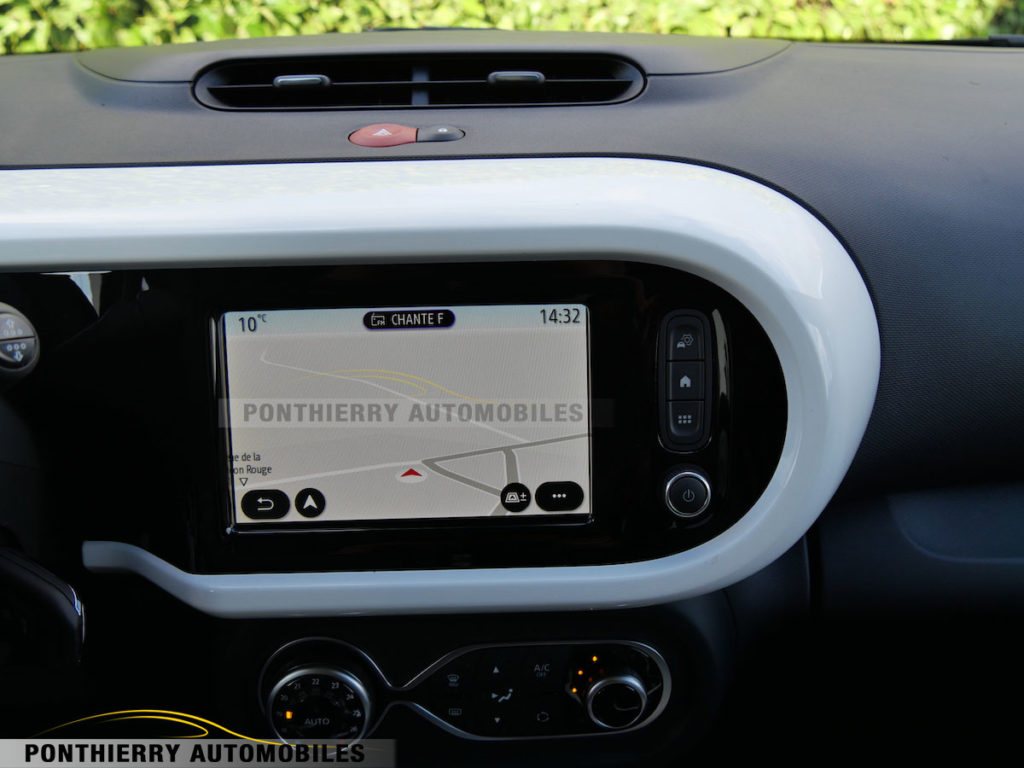 Twingo Renault Citadine Electrique