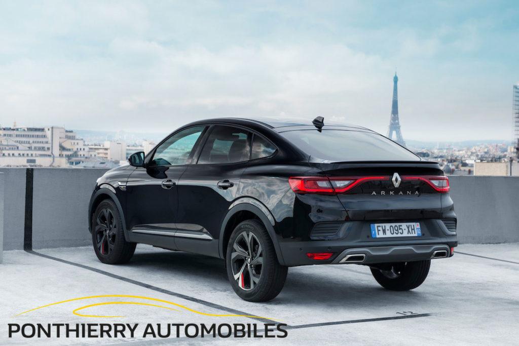 Renault Hybride Arkana