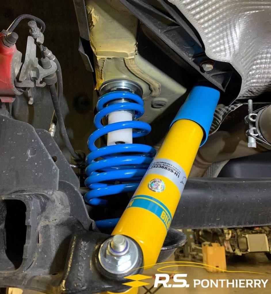Montage Kit RS Amortisseurs