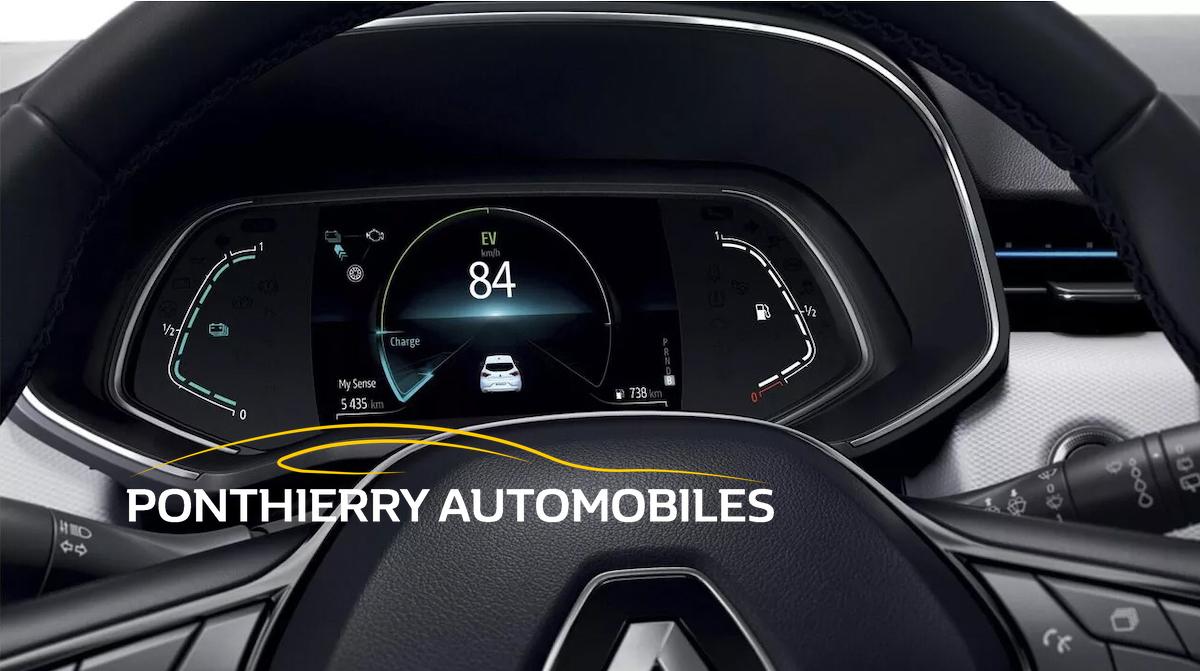 Citadine Clio E-Tech Hybride