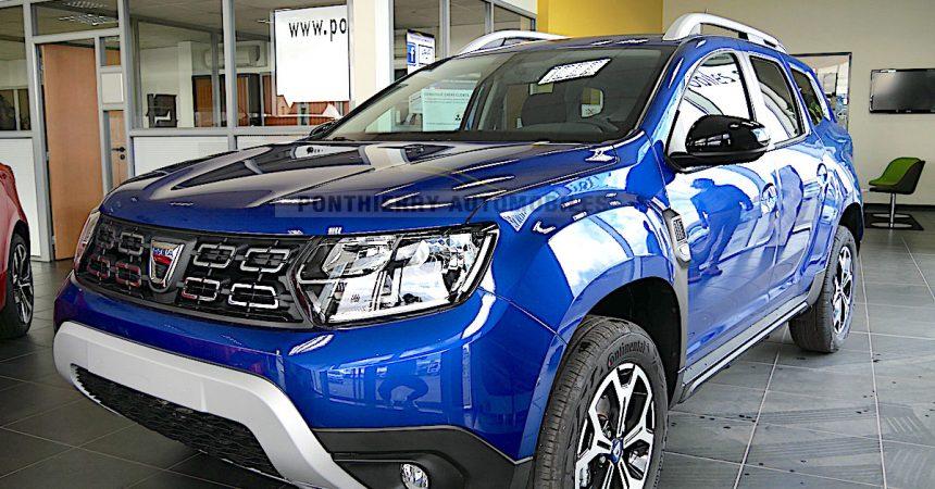 Dacia Nouvelle Génération Automobile